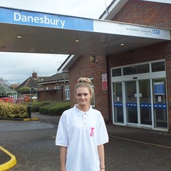 NHS Trust opens a door for apprentices
