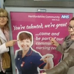 Innovative nursing recruitment secures award recognition