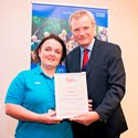 Award ceremony recognises NHS community staff