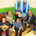 MP proud to have respite service in town