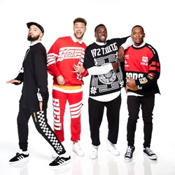 Congratulations to X Factor winners Rak-Su