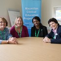 Trust work to increase awareness of end of life care nominated for prestigious Macmillan excellence award
