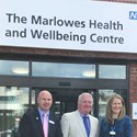 The Marlowes Health and Wellbeing Centre officially opened