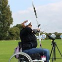 HCT archery champion aiming for even higher targets