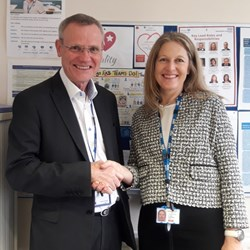 Clare Hawkins appointed as Chief Executive of Hertfordshire Community NHS Trust