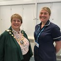Patients enjoy new state-of-the-art Community Treatment Unit at St Albans City Hospital