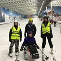 MS Patient conquers the ski slopes with HCT