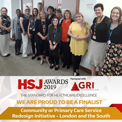 HCT's East and North Referral Hub Customer Service Transformation programme shortlisted for prestigious HSJ Award
