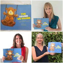 Speech and Language Therapists' publishing success with children's 'listen and look' book